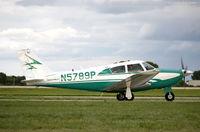 N5789P - Piper PA-24 Comanche  C/N 24-868, N5789P