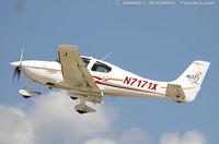 N7171X - Cirrus SR22  C/N 838, N7171X