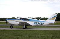 N8349P - Piper PA-24-250 Comanche  C/N 24-3606, N8349P