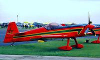 CN-ABM @ EGVA - CN-ABM   Mudry CAP-231 [22] (Moroccan Air Force) RAF Fairford~G 22/07/1995
