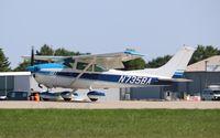 N735BA @ KOSH - Cessna 182Q