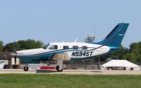 N594ST @ KOSH - Piper PA-46-350P - by Mark Pasqualino