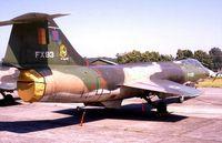 FX-93 @ EBFN - STORED.31 TIGERS.
