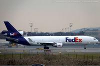 N521FE - McDonnell Douglas MD-11(F) - FedEx - Federal Express  C/N 48478, N521FE