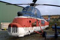 G-17-4 - G-17-4   (G-ATBZ) Westland WS.58 Wessex 60 [WA461] (The Helicopter Museum) Weston-super-Mare~G 20/03/2004