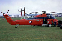 XV732 - XV732   Westland WS.58 Wessex HCC.4 [WA627] (Royal Air Force) (Place and Date unknown)~G @ 1990's