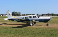 N37RE @ KOSH - Piper PA-32R-300
