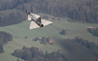SE-DXN @ LOXZ - over the austrian alps, Air Power 16 - by olivier Cortot
