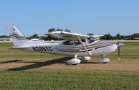 N385TC @ KOSH - Cessna T182T