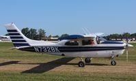 N732BK @ KOSH - Cessna T210L