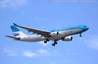 LV-FVH @ KJFK - Airbus A330-202 - Aerolineas Argentinas  C/N 1605, LV-FVH - by Dariusz Jezewski www.FotoDj.com
