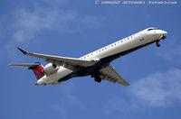 N302PQ @ KJFK - Bombardier CRJ-900LR NG (CL-600-2D24) - Delta Connection (Endeavor Air)   C/N 15302, N302PQ