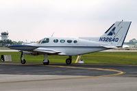 N3264Q @ KLAL - N3264Q   Cessna 401 [401-0064] Lakeland-Linder~N 15/04/2010
