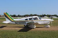 N28989 @ KOSH - Piper PA-28-201T