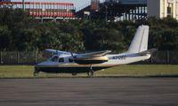 N312EC @ KBCT - Aero Commander 500