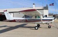 N24327 @ KMPR - Cessna 152