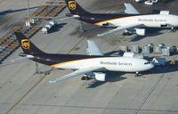 N161UP @ KRFD - Airbus A300F4-622R