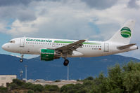 D-ASTY @ LIEO - LANDING 23L - by Gian Luca Onnis SARDEGNA SPOTTERS