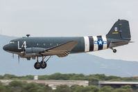 N147DC @ LIEO - LANDING 23L - by Gian Luca Onnis SARDEGNA SPOTTERS