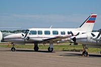 SE-ILL @ ESGP - SE-ILL   Piper PA-31-350 Navajo Chieftain [31-7305117] (East Air) Gothenburg-Save~SE 09/06/2008
