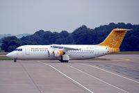 SE-DSY @ ESMS - SE-DSY   BAe 146-RJ100 [E3263] (Malmo Aviation) Malmo-Sturup~SE 10/06/2008