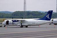 EI-SLG @ ESMS - EI-SLG   Aerospatiale ATR-72-201F [183] (Air Contractors) Malmo-Sturup~SE 10/06/2008