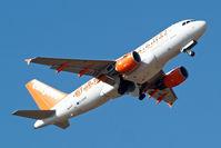 G-EZAC @ LFBO - G-EZAC   Airbus A319-111 [2691] (easyJet) Toulouse-Blagnac~F 15/07/2011