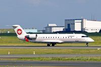 OY-RJF @ EKCH - OY-RJF   Canadair CRJ-100LR [7019] (Cimber Air) Copenhagen-Kastrup~OY 10/06/2008