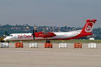 D-ABQE @ EDDS - D-ABQE   De Havilland Canada DHC-8Q-402 Dash 8 [4239] (Air Berlin) Stuttgart~D 22/08/2013