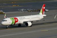 CS-TJI @ VIE - TAP Air Portugal Airbus A321Neo - by Thomas Ramgraber