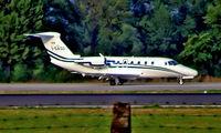 I-GASD @ LIML - I-GASD   Cessna Citation III [650-0037] Milan-Linate~I 20/07/2004