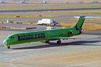 ZS-OBL @ FAJS - ZS-OBL   McDonnell Douglas DC-9-82 (MD82) [49164] (Kulula.com) Johannesburg Int'l~ZS 22/09/2006