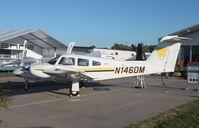 N146DM @ KOSH - Piper PA-44-180