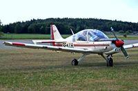 SE-LLH @ ESKB - SE-LLH   Scottish Aviation SA.120-101 Bulldog [BH120/143] Stockholm-Barkarby~SE 07/06/2008