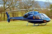 G-XOIL @ EGBC - G-XOIL   Eurocopter AS.355N Ecureuil II [5627] (Firstearl Marine & Aviation Ltd) Cheltenham Racecourse~G 18/03/2010