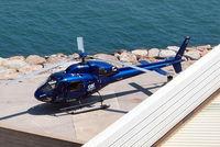 F-GTRE - F-GTRE   Eurocopter AS.355N Ecureuil II [9610] (Cat Helicopters) Barcelona Port~EC 27/07/2018