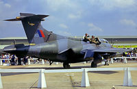 XV353 @ EGDC - XV353   Blackburn S.2B Buccaneer [B3-03-67] (Royal Air Force) RAF Chivenor 29/07/1992