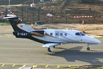 D-IAAY @ EGGW - 2013 Gulfstream Aerospace G650 (G-VI), c/n: 6058