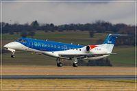 G-RJXP @ EDDR - Embraer EMB-135ER (ERJ-135ER) - by Jerzy Maciaszek