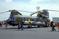 ZA683 - ZA683   Boeing Vertol CH-47D Chinook HC.2 [M7031] (Royal Air Force) (Place & Date unknown)~G