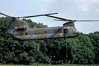 ZA709 - ZA709   Boeing Vertol CH-47C Chinook HC.2 [M7028] (Royal Air Force) (Place & Date unknown)
