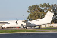 5Y-DHC @ LMML - DHC-8 5Y-DHC 748 Air Services