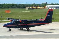 C-FWAH @ CYWG - C-FWAH   de Havilland Canada DHC-6-300 Twin Otter [240] (Province of Manitoba) Winnipeg Int'l~C 11/06/2016