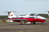 114051 @ KNKT - CAF CT-114 Tutor 114051 C/N 1051 from Snowbirds Demo Team 15 Wing CFB Moose Jaw, SK