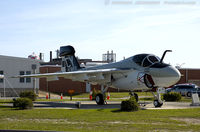 147865 @ KNKT - Grumman EA-6A Intruder CY-00  C/N 147865 - MCAS Cherry Point