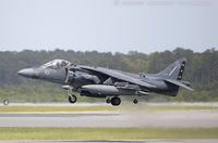 164557 @ KNKT - AV-8B Harrier 164557 CG-10 from VMA-231 Ace of Spades MAG-14 MCAS Cherry Point, NC - by Dariusz Jezewski www.FotoDj.com
