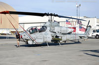 164575 @ KNKT - AH-1W Super Cobra 164575 HF-68 from HMLA-269 Gunrunners MAG-29 MCAS New River, NC