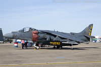 165425 @ KNKT - AV-8B Harrier 165425 WH-05 from VMA-542 Flying Tigers MAG-14 MCAS Cherry Point, NC