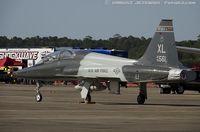 70-1561 @ KNKT - T-38C Talon 70-1561 XL from 87th FTS Red Bulls 47th FTW Laughlin AFB, TX