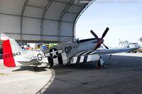 N10601 @ KNKT - North American P-51D Mustang  C/N 44-73843, NL10601